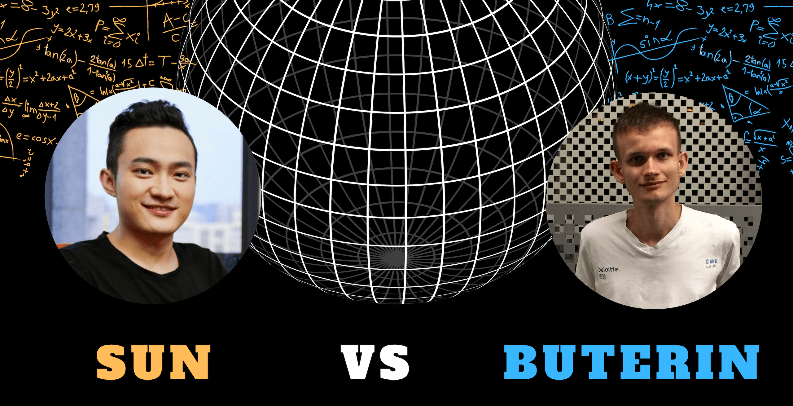 Justin Sun vs Vitalik Buterin
