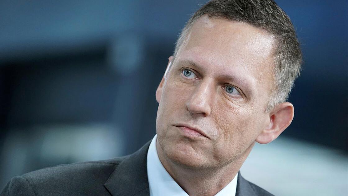 Peter Thiel BTC China US