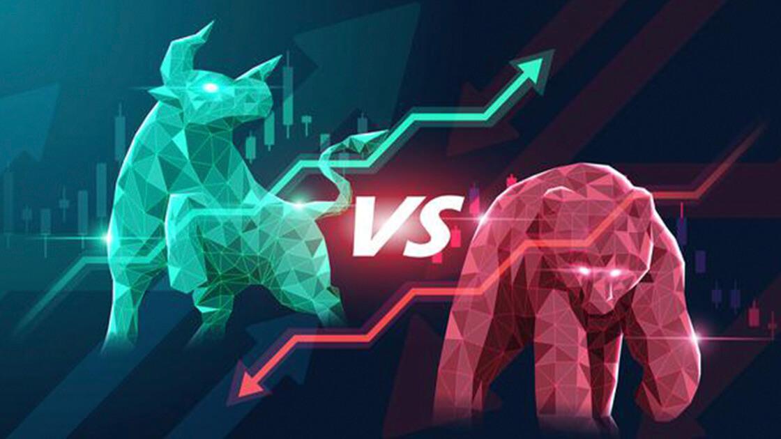 Bull and bear markets explained