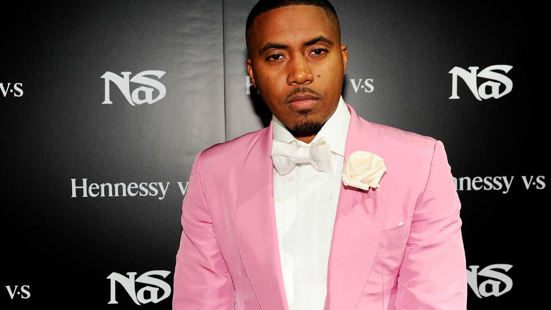Rapper Nas