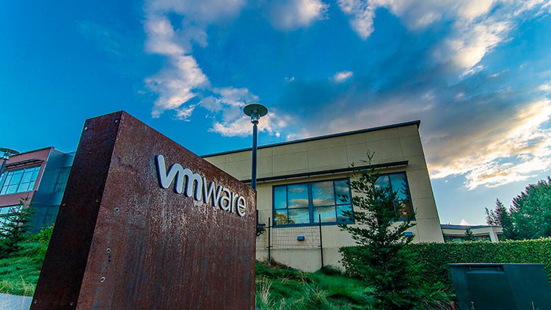 VMware is capitalizing on blockchain gold rush