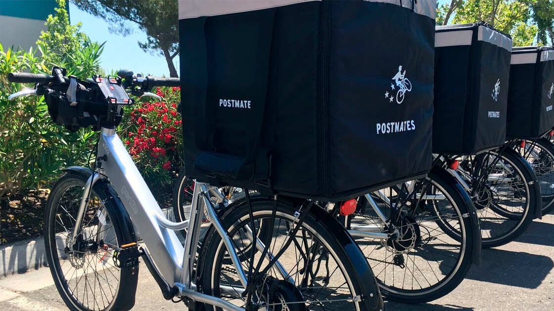 Now you can get BTCs for purchases in Postmates