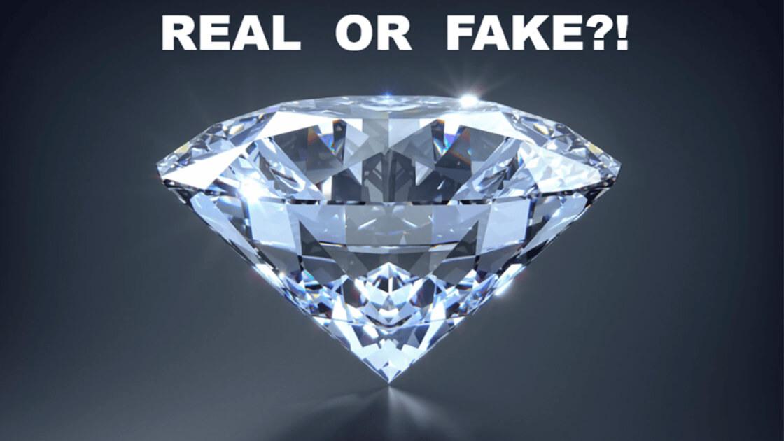 fight against fake diamonds