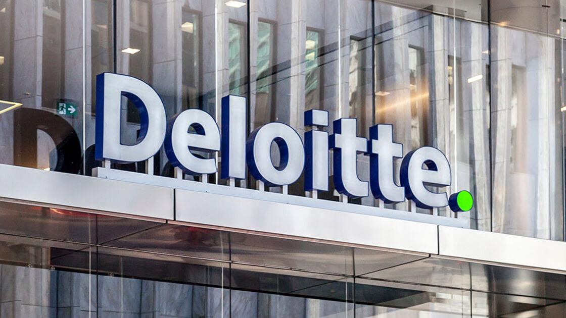 Deloitte blockchain survey