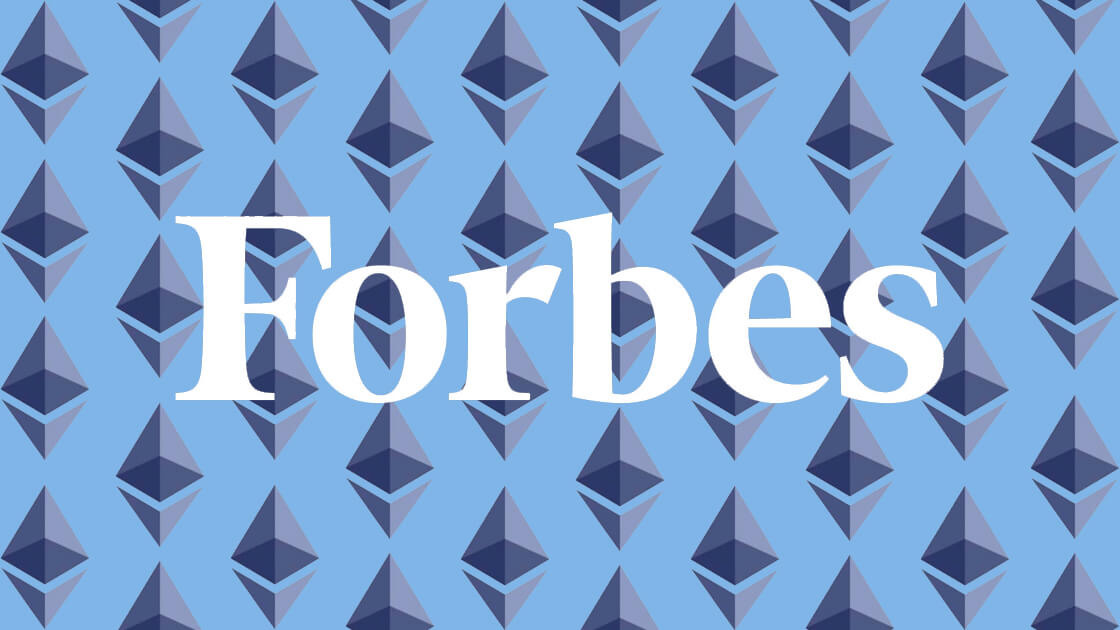 Forbes accepts crypto payments