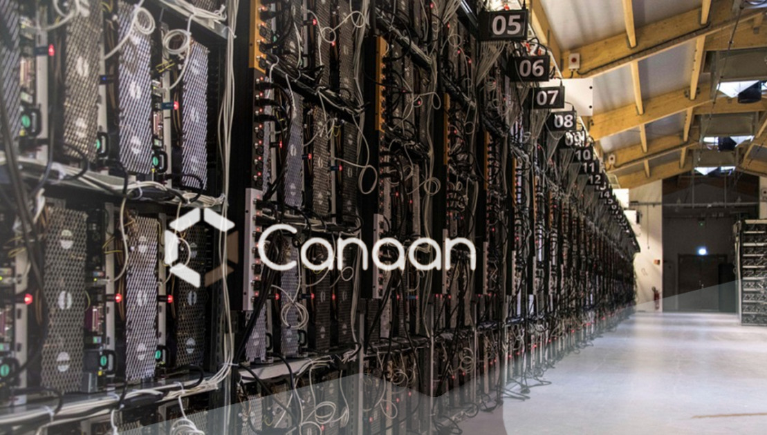 Canaan mining stock