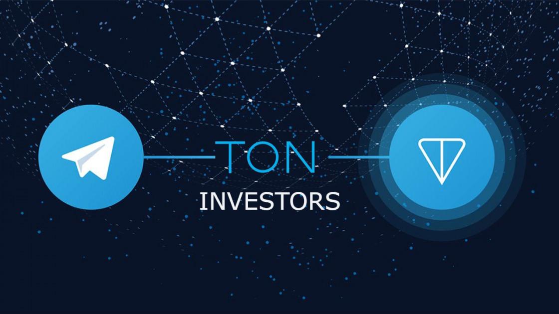 TON investors Gram