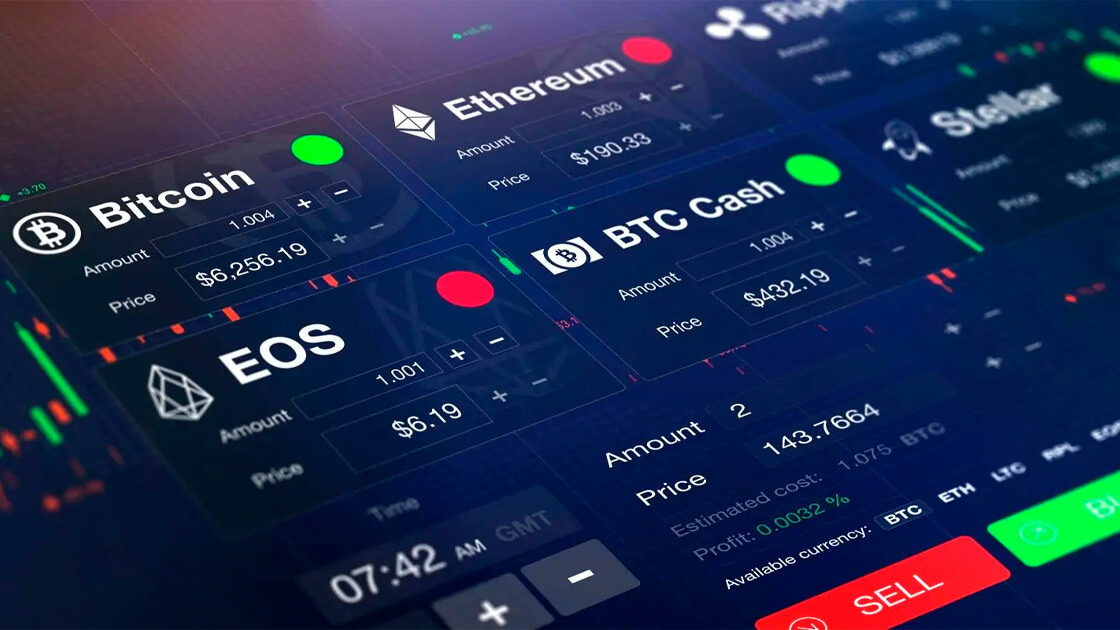 Types of crypto exchanges