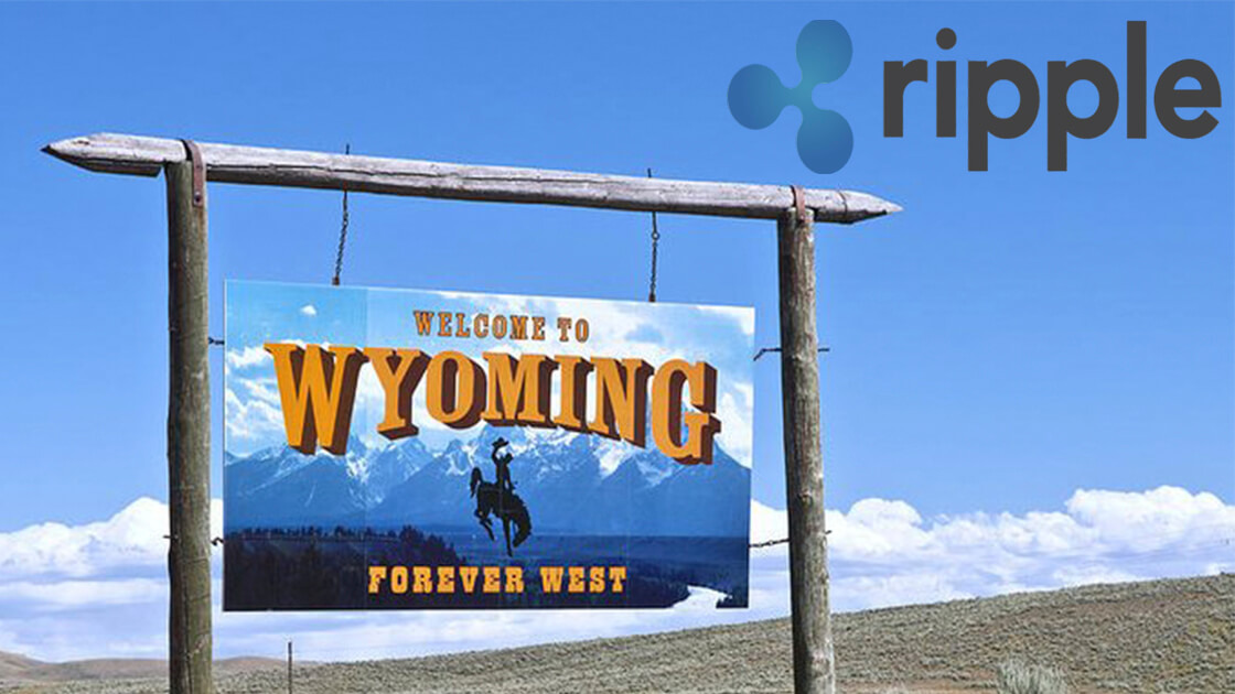 Ripple business in Wyoming