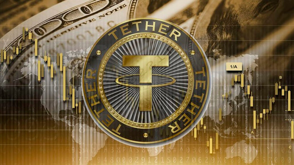 Tether's gold-backed stablecoin