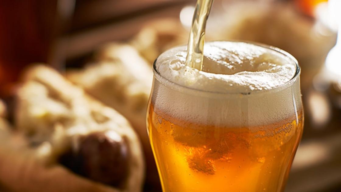 Beer AB InBev blockchain