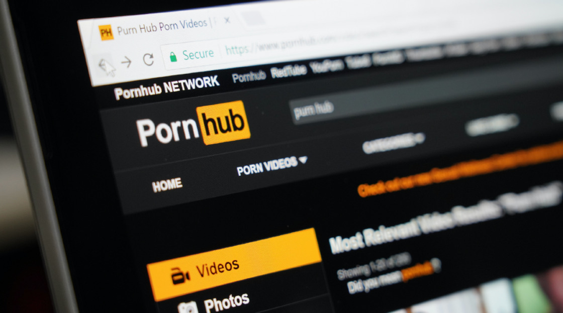 Pornhub Tether Justin Sun