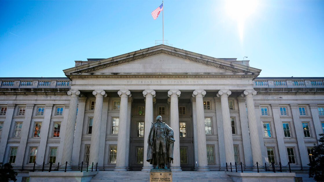 The US Department of the Treasury