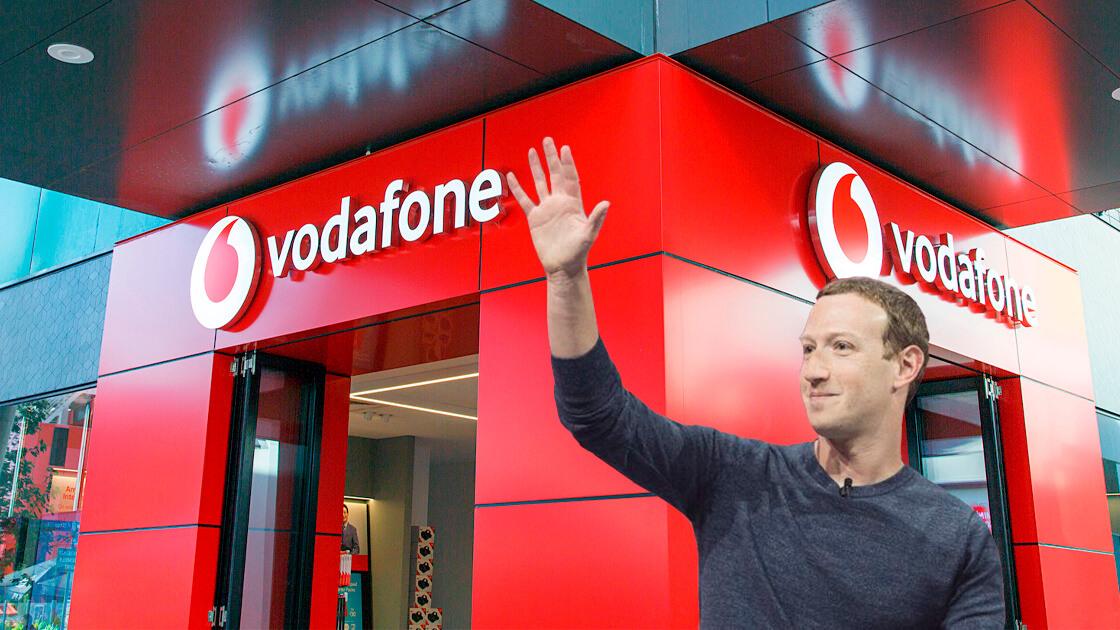 Vodafone left Libra
