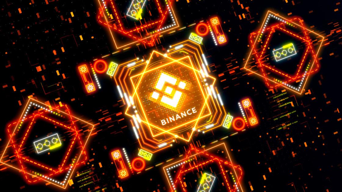 Binance P2P platform