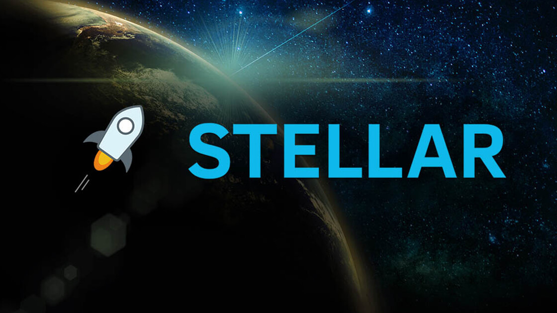 <bold>Stellar</bold> made it to the top ten of cryptos