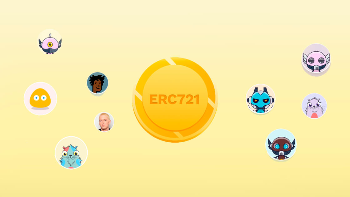 What is ERC-721 standard?