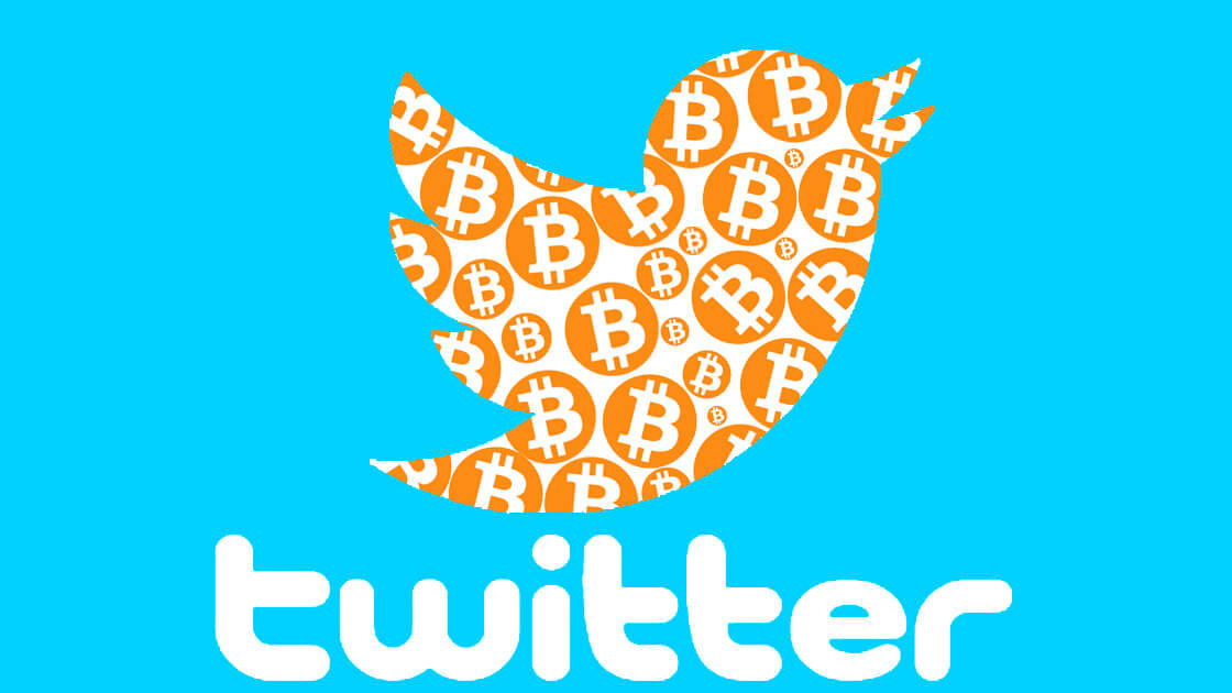 Twitter talks about crypto