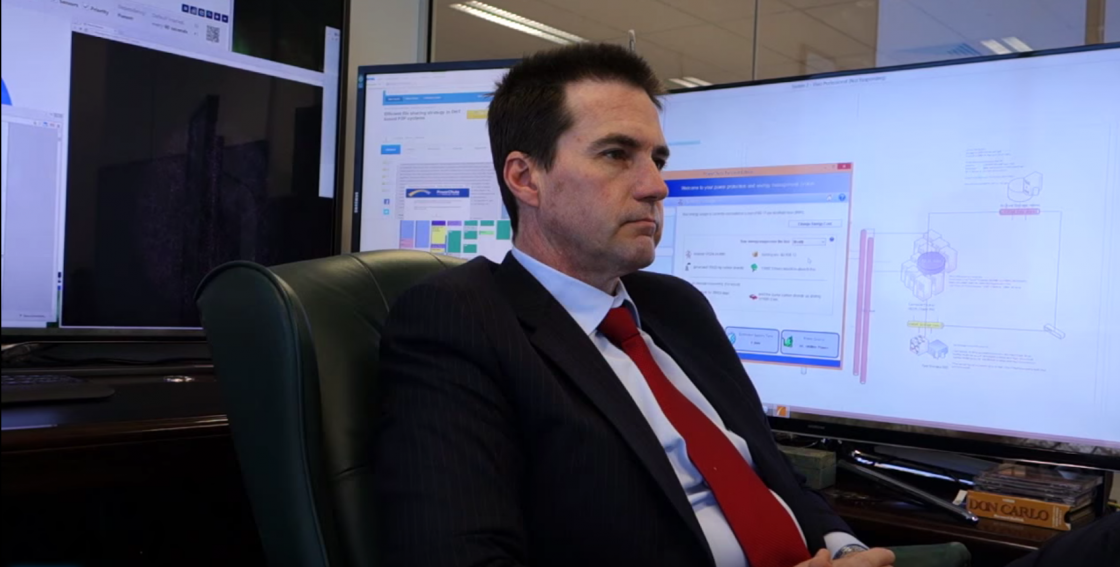 Craig Wright in the court