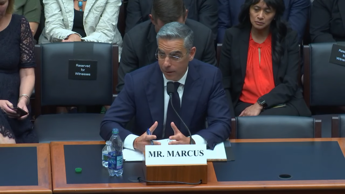David Marcus :the hearings on the Libra project