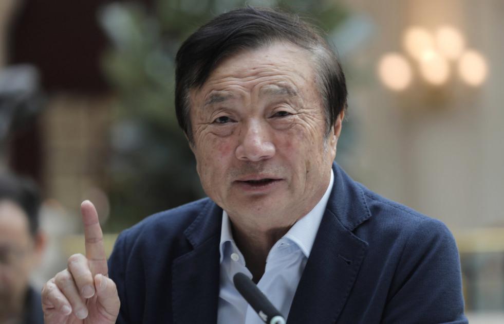 Ren Zhengfei about Libra