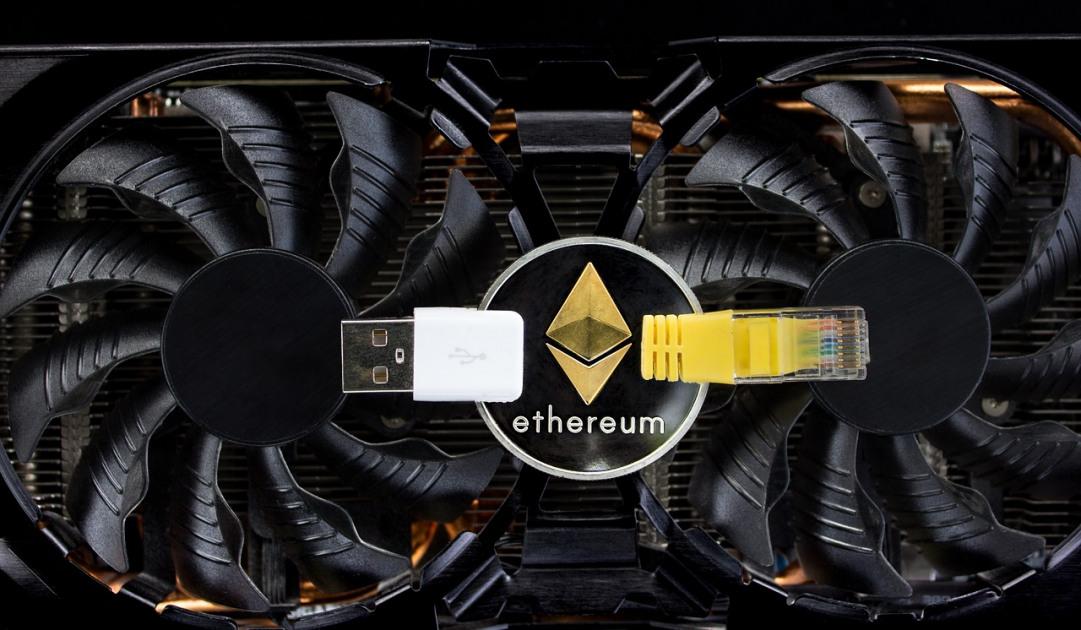 China mining Ethereum
