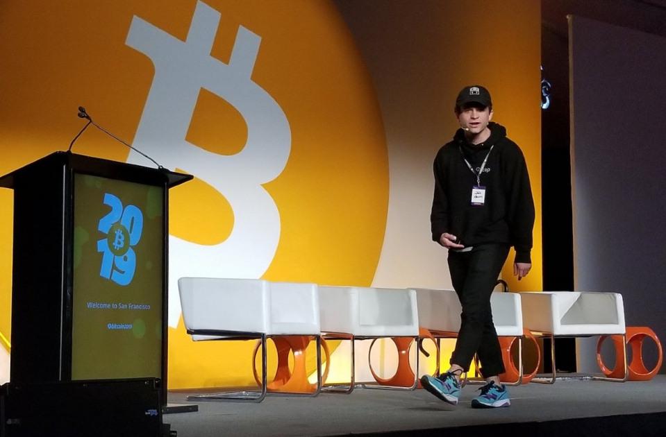 Zap startup Bitcoin