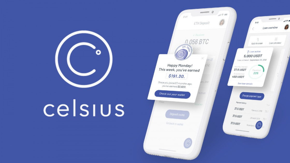 Celsius Network investment