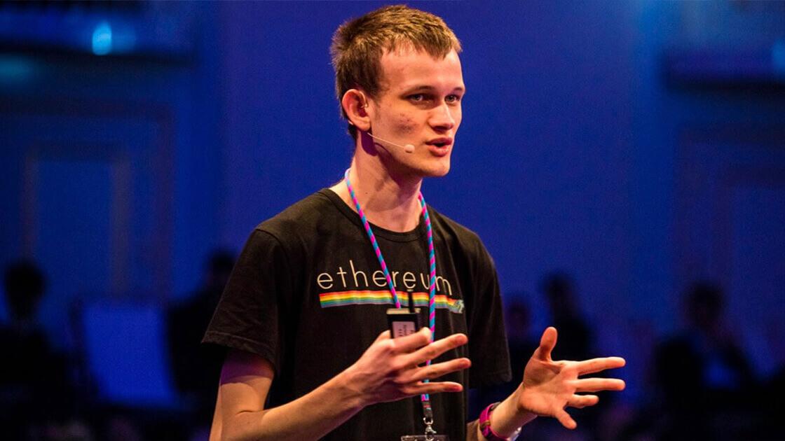Vitalik Buterin Ethereum Conference