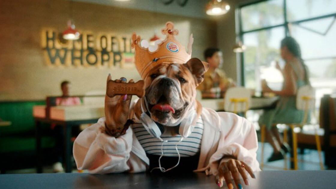 Burger King Brazil Dogecoin