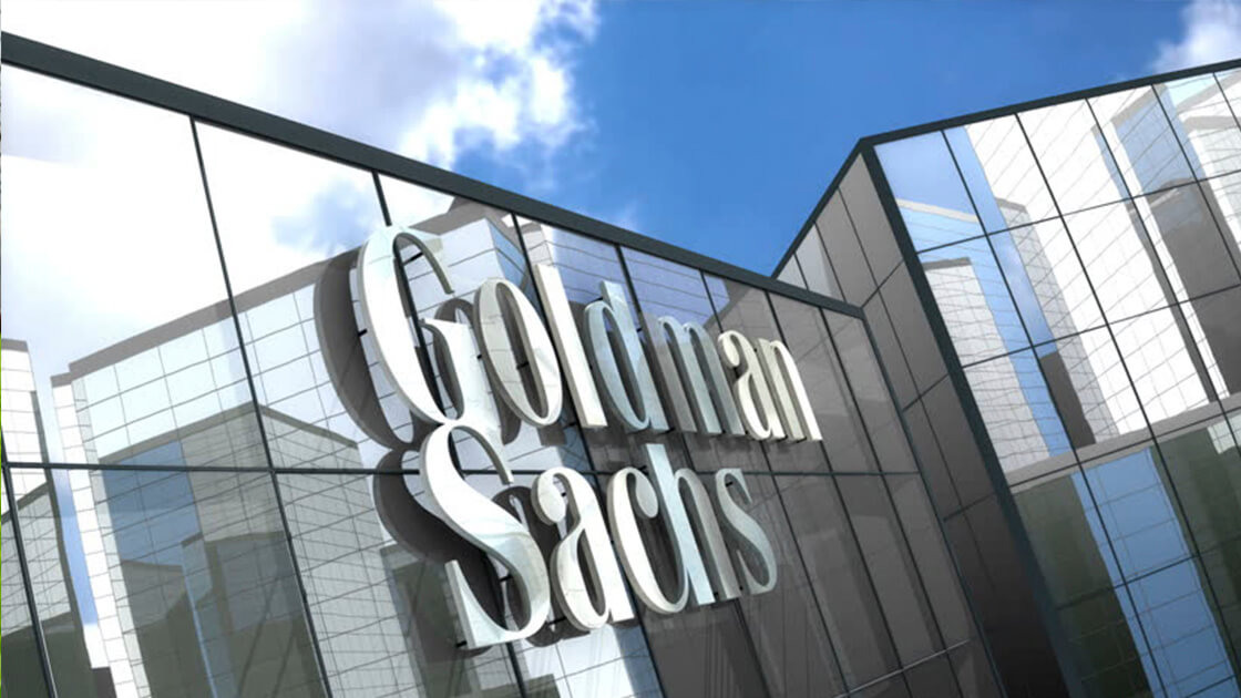 Goldman Sachs blockchain ETF