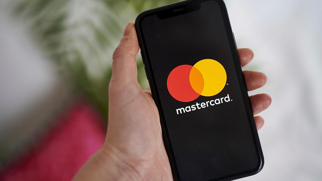Mastercard crypto card