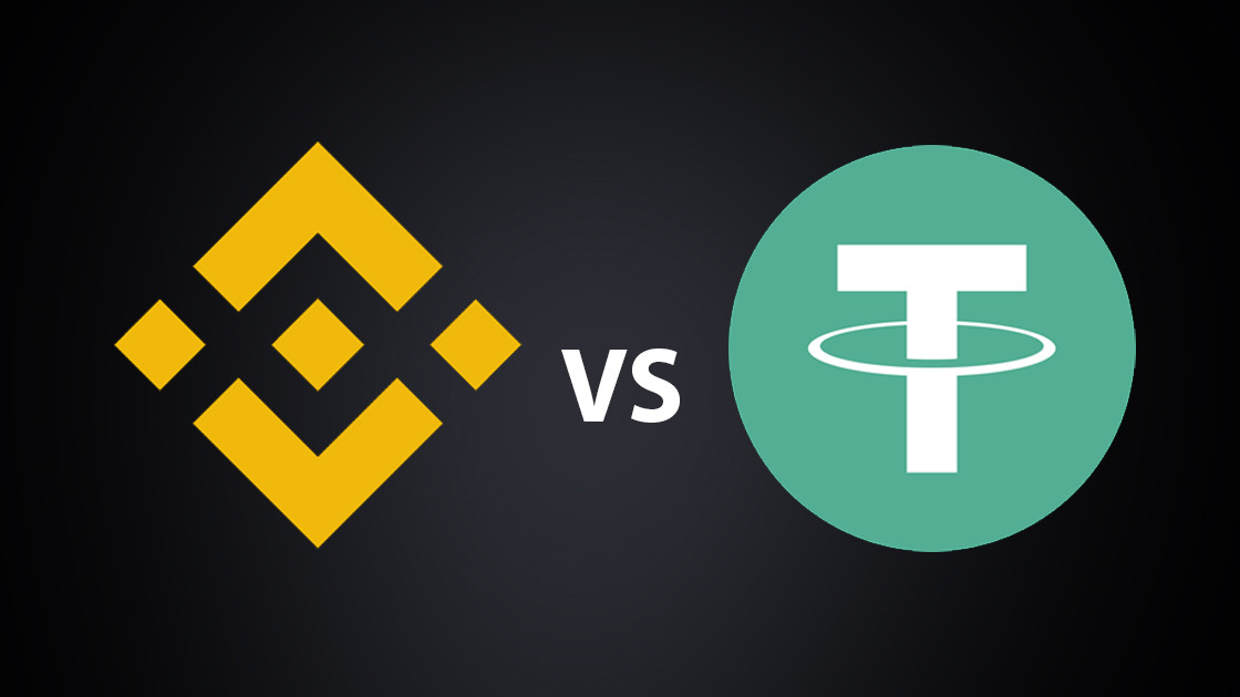 Binance is going to become a competitor for Tether