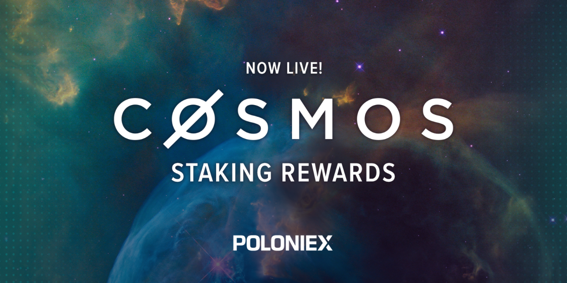 Poloniex Exchangeoffered staking of ATOM