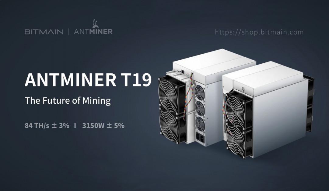 Bitmain Antminer T19