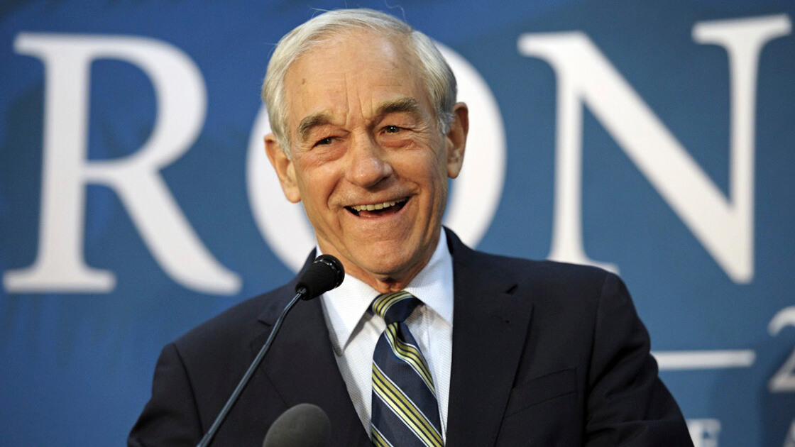 Ron Paul about crypto