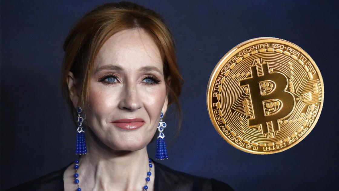Joanne Rowling Bitcoin