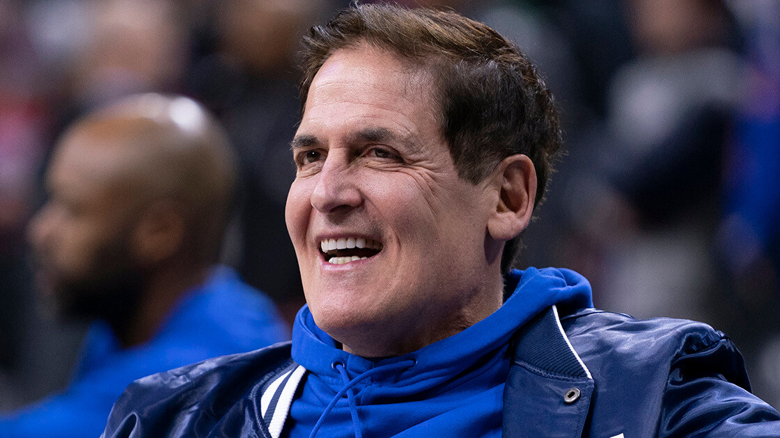 Mark Cuban supports crypto