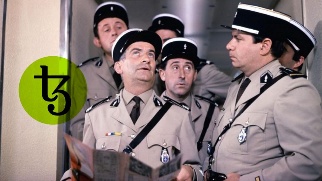 Gendarmerie Tezos