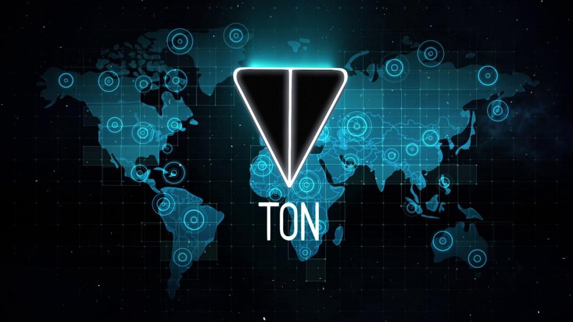 TON developers Telegram