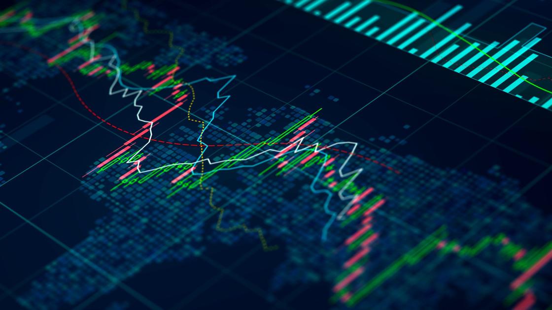 Trading volumes tracker
