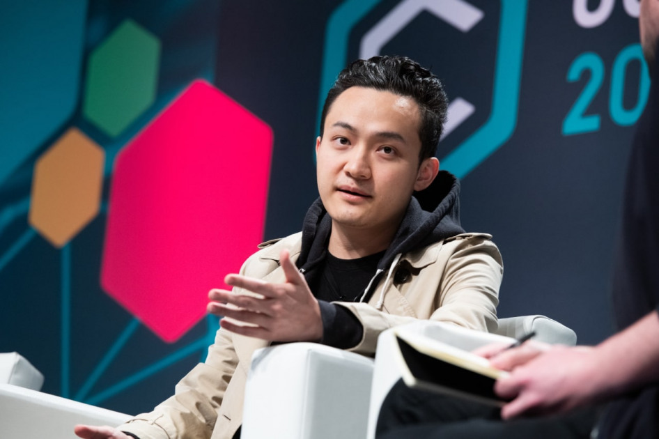 Justin sun megacorporation