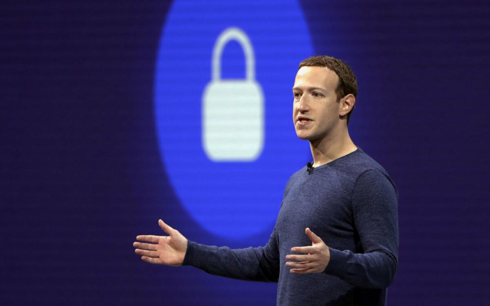 Zuckerberg Libra Congress
