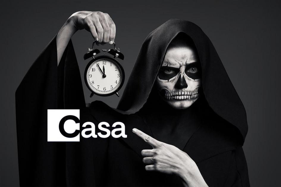 Casa bitcoin death