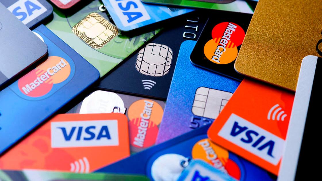 Visa MasterCard Stripe