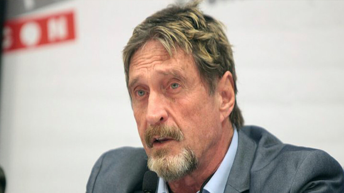 McAfee paid for promoting ICOs
