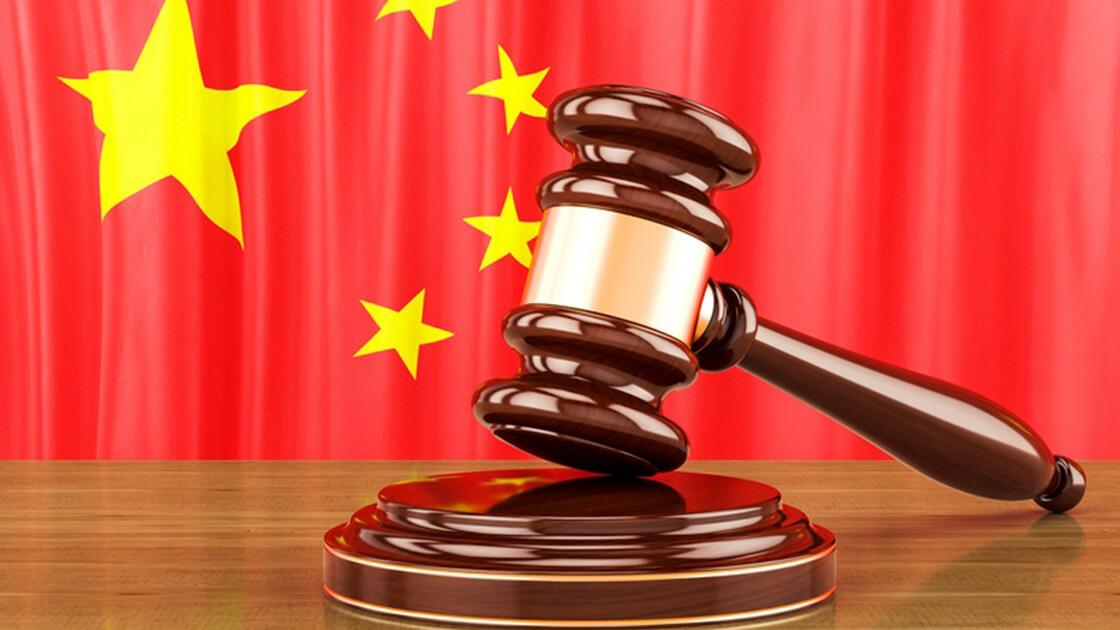 China crypto law