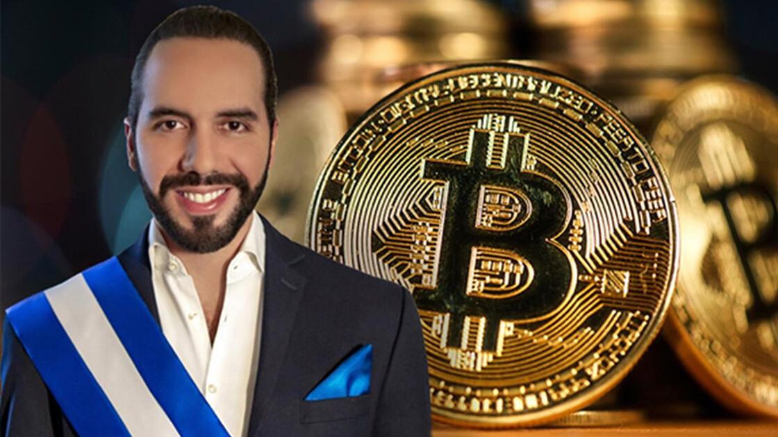 Nayib Bykele El Salvador Bitcoin
