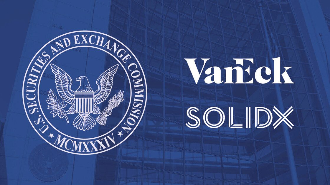 VanEck, SolidX offer investors an ETF-like Bitcoin product