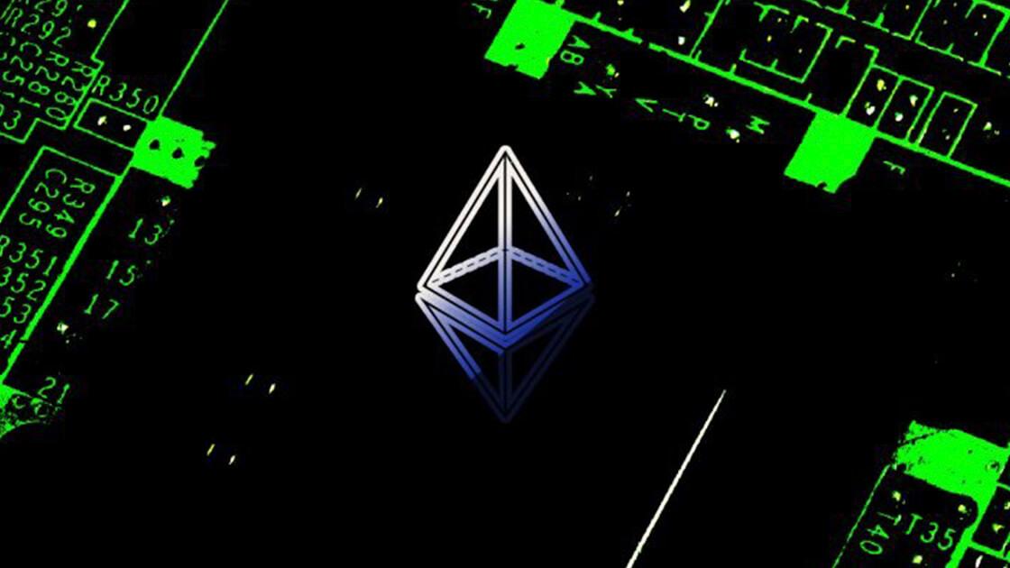 Ethereum hashrate high